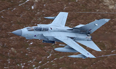 Please say it ain't so... (Treflyn) Tags: low level ceased operations rumour fine aircraft natural habitat raf panavia tornado gr4 za588 056 bwlch mach loop lfa7 north wales cold february day last year