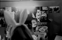 Argentique (Flophotographies) Tags: film pelliucle analogue argentique canon portrait vintage retro blackandwhite
