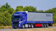 BE79068 (18.07.03, Motorvej 501, Viby J)DSC_4100_Balancer (Lav Ulv) Tags: 254417 volvo volvofh fh4 fh500 e6 euro6 2016 6x2 blue ernstnielsensøn curtainside planentrailer gardintrailer schmitztrailer truck truckphoto truckspotter traffic trafik verkehr cabover street road strasse vej commercialvehicles erhvervskøretøjer danmark denmark dänemark danishhauliers danskefirmaer danskevognmænd vehicle køretøj aarhus lkw lastbil lastvogn camion vehicule coe danemark danimarca lorry autocarra danoise vrachtwagen motorway autobahn motorvej vibyj highway hiway autostrada trækker hauler zugmaschine tractorunit tractor artic articulated semi sattelzug auflieger trailer sattelschlepper vogntog oplegger sættevogn
