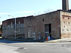 Charles E. Bowers Moving and Storage (Throwingbull) Tags: baltimore md maryland city town incorporated urban charles e bowers moving storage long distance hauling former old abandoned blight rot