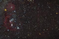 Orion and Erindanus with Sigma 40mmF1.4 December 2018 Dark Version (hirocun) Tags: astrometrydotnet:id=nova3159129 astrometrydotnet:status=solved