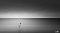 Agon_0818-8-2 (Mich.Ka) Tags: agoncoutainville beach cotentin extérieur landcape longexposure manche mer minimalisme minimaliste nature normandie paysage plage plongeoir poselongue sea simple