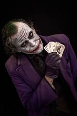 Joker (Josephlh1976) Tags: 2018 costume cosplay comikaze lacc comicon joker batman wild cosplayer villian purple smile dc arkham