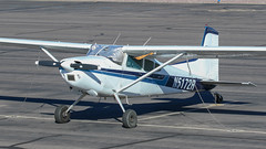 Cessna A185F Skywagon 185 N5172R (ChrisK48) Tags: n5172r cessnaa185f skywagon185 1976 kdvt aircraft airplane phoenixaz phoenixdeervalleyairport dvt