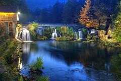 Kostelski Buk Waterfall (hapulcu) Tags: bosnaihercegovina bih bihac bosna bosnia herbst hercegovina automne autumn autunno otoño toamna