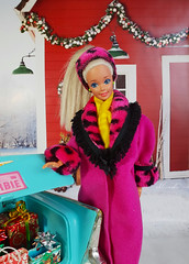 Tropical Splash Barbie doll (alenamorimo) Tags: barbie barbiedoll dolls kendoll winter holidays barbiecollector superstar