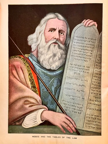 Moses and the 10 Commandments, From FlickrPhotos