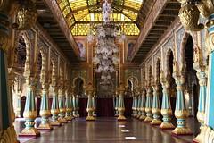 Mysore Palace (NovemberAlex) Tags: mysore colour india karnataka architecture heritage