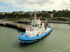 13 05 04 Tug Gerry O'Sullivan (pghcork) Tags: tug tugboat corkharbour portofcork cork ireland cobh ringaskiddy gerryosullivan boat ships shipping ship