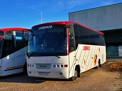 Ferqui Narcea Man de Lorenzo (Bus Box) Tags: autobus bus lorenzo murcia ferqui narcea man