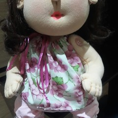 IMG_20190122_205833_125 (cleiagaspar) Tags: boneca palhacinho pano articulada artesanato brinquedo artesanais