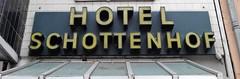 1961 Mainz Leuchtschrift Hotel Schottenhof B40 Kaiserstraße/Schottenstraße 6 in 55116 Altstadt (Bergfels) Tags: architekturführer bergfels 1961 1960er 20jh brd rheinlandpfalz mainz hotel schottenhof b40 kaiserstrase schottenstrase 55116 altstadt beschriftet leuchtschrift neon