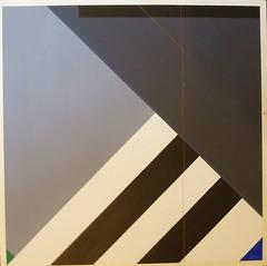 KONSTRUKTION G3  1985 (HolgerArt) Tags: konstruktivismus gemälde kunst art acryl painting malerei farben abstrakt modern grafisch konstruktiv