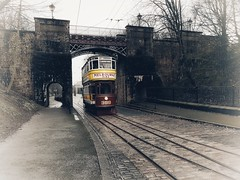 Leeds 399 (hougtimo88) Tags: leeds399 heritagetram heritagetrams trams tram crich