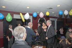 05 Gæsterne ankommer (Hobro Børne- og Ungdomsfilmklub) Tags: hobro børne og ungdomsfilmklub filmklub jubilæum fest