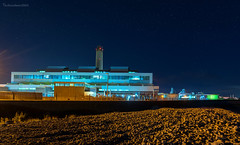 Aberthaw Power station (technodean2000) Tags: aberthaw power station is coalfired the began full operation 1971 located west cardiff nikon d5300 lightroom night lights outdoor architecture building d610 uk sky city people photo south wales ©technodean2000 welsh d810 photographer technodean2000 lr ps photoshop nik collection flick flickr wwwflickrcomphotostechnodean2000 www500pxcomtechnodean2000
