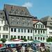 Market in Markt, Naumburg
