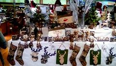 Early winter and Christmas decorations! (Maenette1) Tags: winter christmas decorations jacksfreshmarket menominee uppermichigan flicker365 allthingsmichigan absolutemichigan projectmichigan