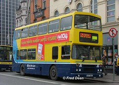 Dublin Bus RH80 (91D1080). (Fred Dean Jnr) Tags: april2005 dublin dublinbus busathacliath dublinbusyellowbluelivery leyland olympian alexander r rh80 croad 91d1080 h794pvw