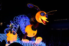 """Toy Story - Paint the Night Parade • <a style=""""font-size:0.8em;"""" href=""""http://www.flickr.com/photos/28558260@N04/31109268557/"""" target=""""_blank"""">View on Flickr</a>"""