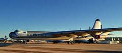 End of an era - USAF Convair B-36J Peacemaker strategic nuclear bomber, 1955.. (edk7) Tags: nikond3200 edk7 2013 us usa arizona pimacounty tucson arizonaaerospacefoundation pimaairspacemuseum unitedstatesairforce usaf strategicaircommandsac194959 generaldynamicscorp convairdivision convairb36jpeacemaker sn522827 1955 highaltitude longrange intercontinental strategic nuclear bomber aircraft plane airplane aviation jet piston military pusher cityofftworth sixpistonengine fourjetengine prattwhitneyr436053waspmajor28cylinder4row71489litreradial3800hp generalelectricj47ge19turbojet5200lbf propeller propellor gravel sky sunset