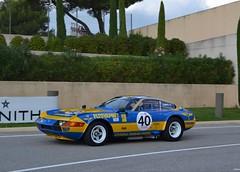 FERRARI 365 GTB4 - Daytona Competizione Groupe 4 - 1971 (SASSAchris) Tags: ferrari 365 gtb4 competizione groupe 4 scuderia maranello enzo 10000 tours voiture v12 italienne castellet circuit cavallino ricard rampante fioravanti daytona