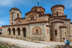 Church of Saints Clement and Panteleimon - Ohrid, Macedonia 2 (Russell Scott Images) Tags: churchofsaintsclementandpanteleimon plaošnik ohrid macedonia