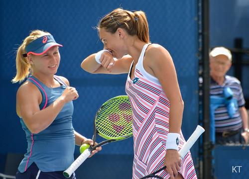 Petra Martic - Daria Gavrilova & Petra Martic