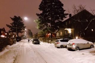 Oslo street.