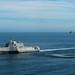 USS Coronado (LCS 4) participates in exercise Phoenix Fire 2018