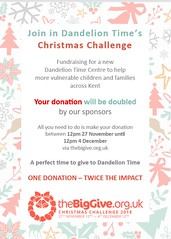 Christmas Challenge 2018 (DandelionTimeUK) Tags: big give christmas challenge 2018 childrenscharity kent nearmaidstone