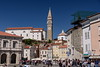 Piran (Slovenia) (darko.jakovac) Tags: nikon d750 nikond750 tamron 2470 tamron2470 piran slovenia slovenija slowenien adriatic balkans balkan europe european town city cities outdoor outdoors outside trip destination travel traveling vacation tourist tourism holiday explore explorers discover discovering perspective beautiful beauty pretty idyllic scenic scenery unique perfect superb magnificient stunning impressions view viewpoint ngc season postcard wallpapper sea sky swim swimming roam sun sunny bright activities relax seasonal freedom vibrant colorful colors environment remembrance building structure architecture church people crowd
