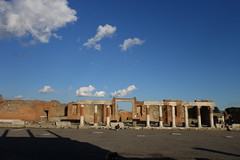 Pompei - Italy (ch.drawi) Tags: italy pompei archeologie vesuv vulkan forum