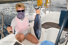 Miss Fisherman and catch of the Day XOKA3160s-L