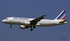 Airbus A320 ~ F-GFKD  Air France (Aero.passion DBC-1) Tags: spotting cdg 2009 airbus a320 ~ fgfkd air france