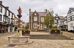 Lancaster Square, Conwy, Gwynedd, Wales (Lemmo2009) Tags: lancastersquare conwy gwynedd wales