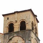 Torre Vieja de San Salvador. Parte alta.