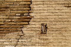 Remaining series. (RKAMARI) Tags: 2016 adana abandoned artphotography bricks crack documentary minimalistic street textures travel wall flickrsbest remaining