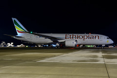 Ethiopian Airlines - Boeing 787-8 - ET-ASG (yak_40) Tags: wef2019 zrh etasg ethiopianairlines dreamliner boeing7878