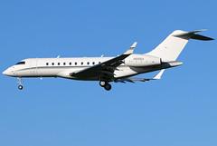 N500QA (GH@BHD) Tags: n500qa bombardier bd700 globalexpress global5000 hbkcontracting bfs egaa aldergrove belfastinternationalairport bizjet corporate executive aircraft aviation
