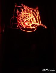 18/52 WP: Long Exposure n*1 (Minne Yaël) Tags: bulb pose b january janvier light lumière dessins draw black noir blackandorange noiretorange canon80d 52weeksproject 52wp