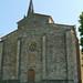 Quel est ce lieu? La collégiale N. D. d'Uzeste, Gironde (Marie-Hélène Cingal) Tags: france