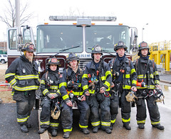 Purchase Fire Department Live Burn Drill (zamboni-man) Tags: purchase port chester fire fd volunteer fast firefighter assist search team west harrison wcdes battalion 19 15 nfpa forcable entry command pcfd rescue ladder engine