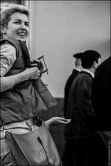 18drc0061 (dmitryzhkov) Tags: urban outdoor life human social public stranger photojournalism candid street dmitryryzhkov moscow russia streetphotography people bw blackandwhite monochrome sunshine day shadow light holiday mayday