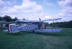 35mm slide image (San Diego Air & Space Museum Archives) Tags: aviation aircraft airplane biplane militaryaviation bristolaeroplanecompany bristolaeroplane bristolf2fighter bristolf2 bristolfighter brisfit bristolf2b