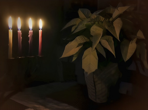 Photo#339-The 4th Night Of Chanukkah-Traditions!