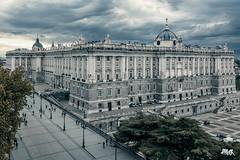 Palacio Real Madrid (allprex) Tags: madrid palacio real canon tamron allprex street architecture arquitectura city ciudad cityscape art urban 5d