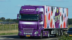 NL - Lens Transport >Eat Me< DAF XF 106 SSC (BonsaiTruck) Tags: lens eat me daf lkw lastwagen lastzug truck lorry camion