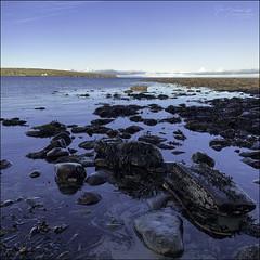 Shortest Day (North Light) Tags: coast weather shortestday northcoast thursobay thursobeach thurso holbornhead caithness scotland