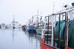 At the dockin waters (navarrodave80) Tags: dockingwaters waterfront boat ship marine dock net fishingboats ustka poland